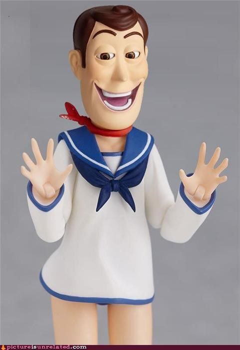 eww sailor moon woody wtf