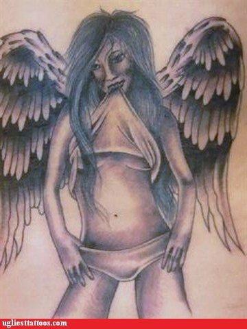angels,boobies