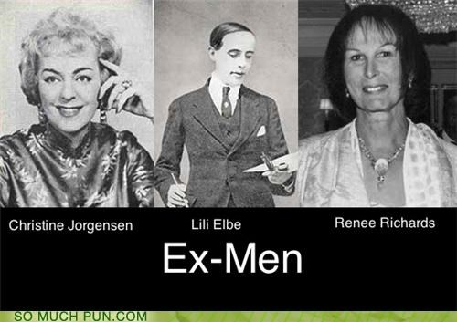 ex homophones men post transgendered x men