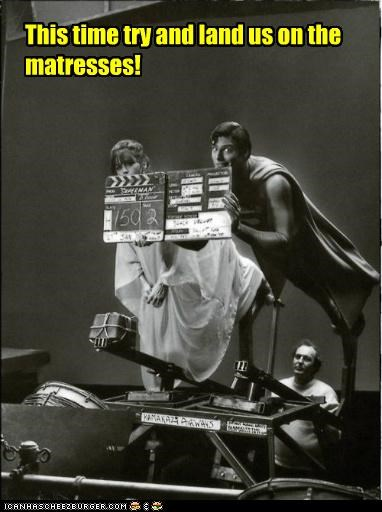 actor,celeb,Christopher Reeves,funny,margot kidder,superman