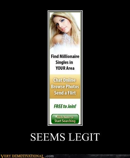 hilarious join millionaire singles wtf - 5075906560