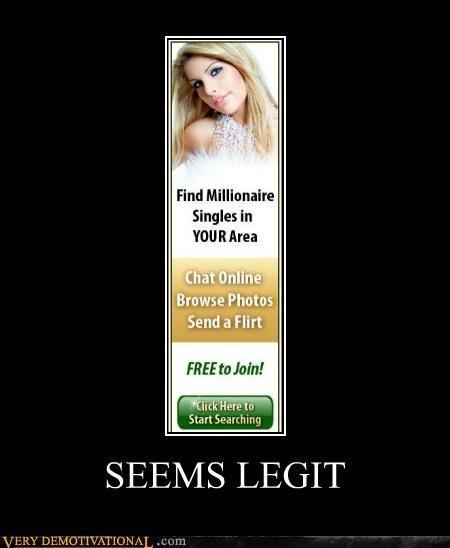 hilarious join millionaire singles wtf - 5075906560