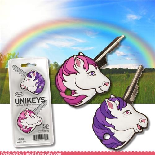 cover horn key plastic unicorn - 5076044800