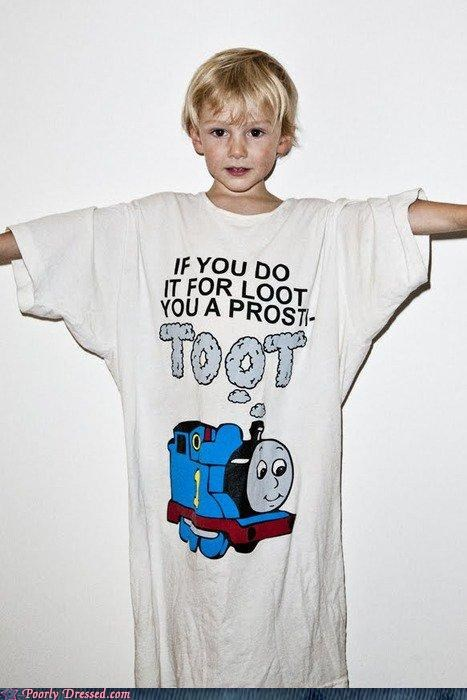 child prostitution thomas the tank engine