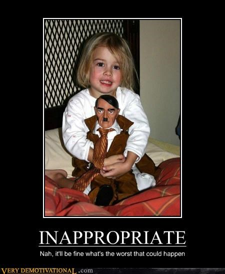 doll,hilarious,hitler,inappropriate,toy,wtf