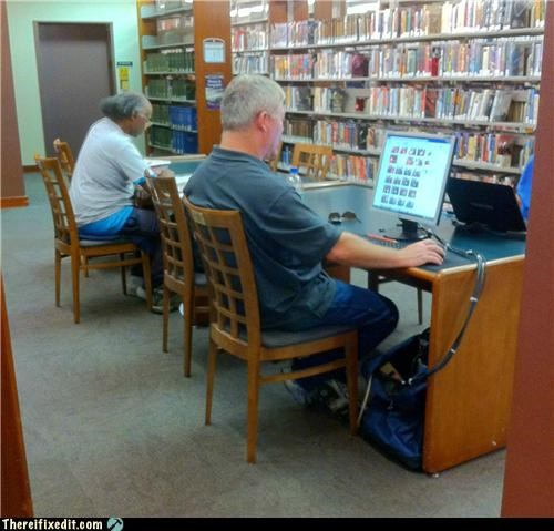 computer case laptop library wtf - 5076408320