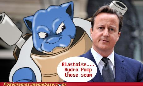 blastoise david cameron IRL UK - 5076497920