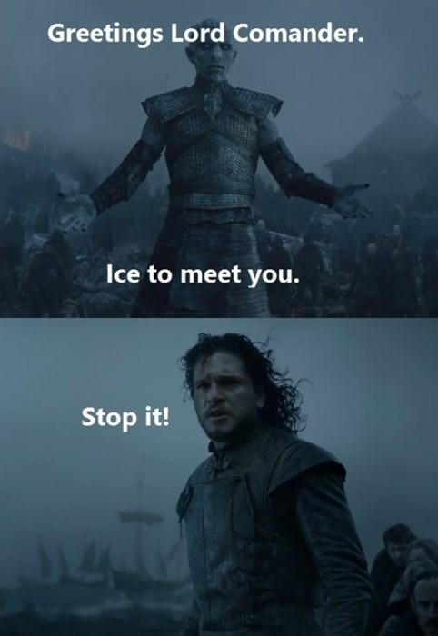 Jon Snow Game of Thrones season 5 white walkers wildlings - 507653