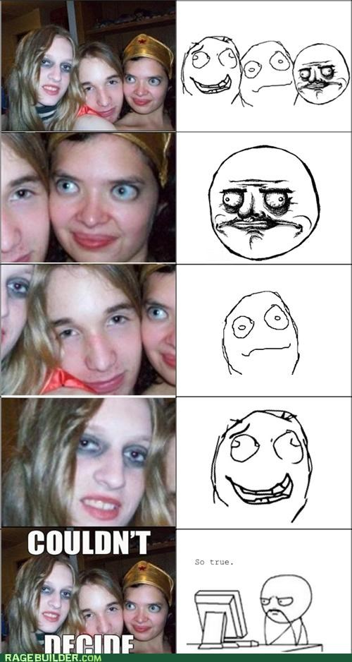 couldnt-decide face replace me gusta Rage Comics - 5076560128