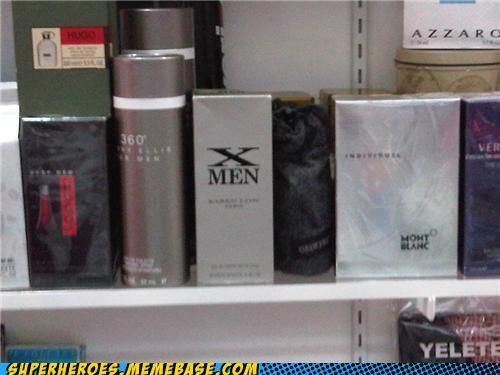 cologne Random Heroics scent x men - 5076597504