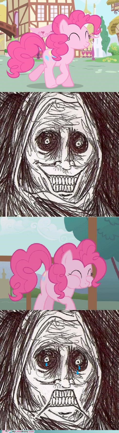 comics giggle at the ghosties pinkie pie shadow lurker - 5076742912