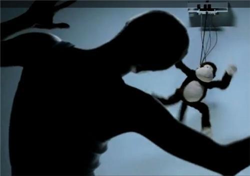 art kinect kinect sensor monkey monkey business monkey puppet Tech - 5076967424