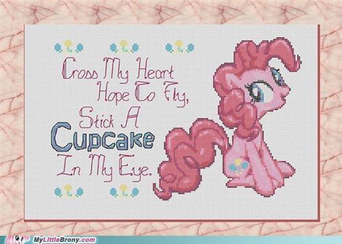 applejack cross stitch etsy pinkie pie twilight sparkle - 5076994304