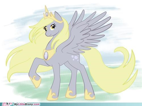 bubbles derpy hooves muffins princess - 5077002240
