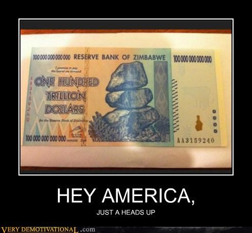 hilarious lots money trillion dollars zimbabwe - 5077124352