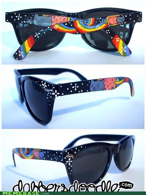dobbers glasses nyan Nyan Cat - 5077203968