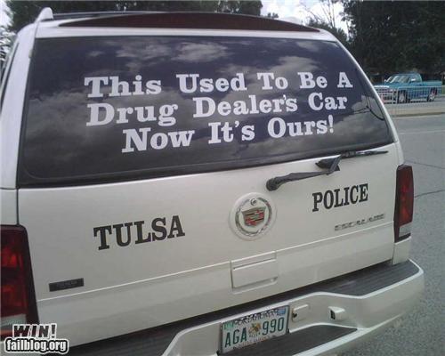 car crime Hall of Fame police truck - 5077390592