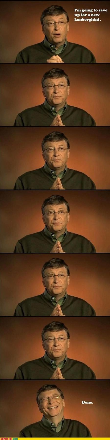 Bill Gates celebutard money rich - 5077932544