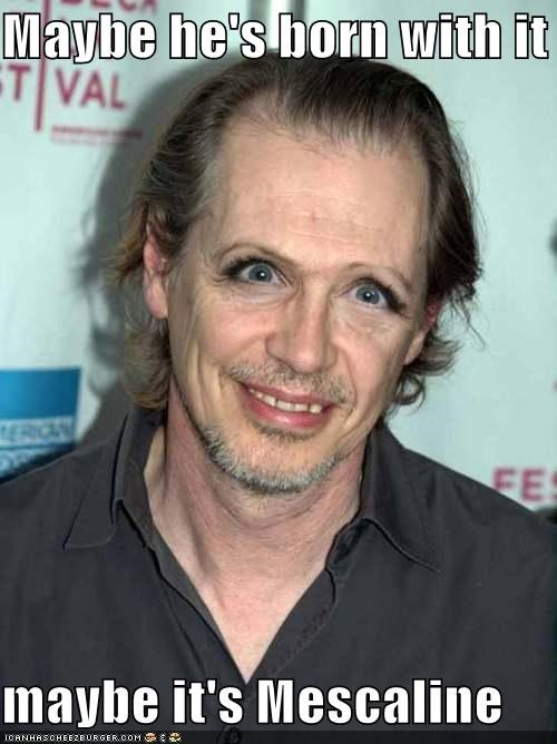 drugs eyes maybe-shes-born-with-it maybelline mescaline Michele Bachmann photoshopped roflrazzi slogans steve buscemi