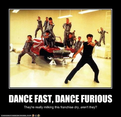 actor celeb demotivational funny grease john travolta Movie - 5078183168