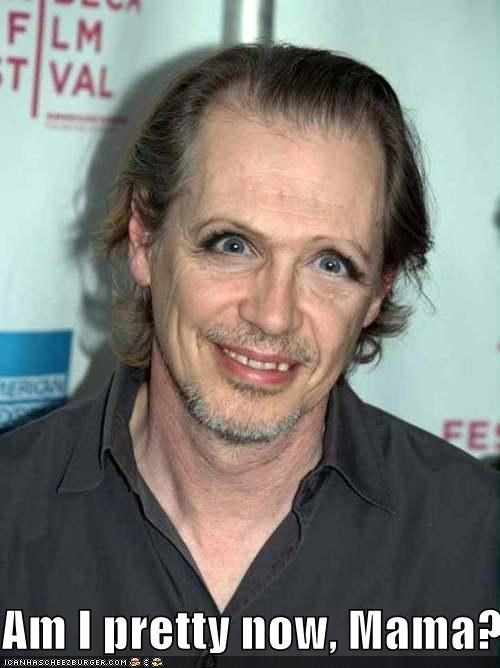 actor,celeb,creepy,fake,funny,shoop,steve buscemi