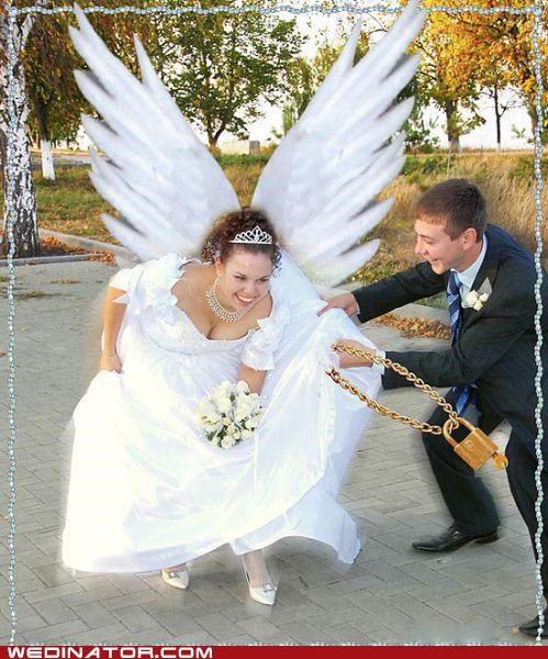 bride lock wings photoshop russian
