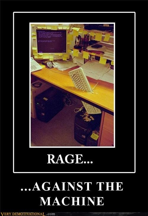band computer keyboard Pure Awesome rage against the machine - 5079356160