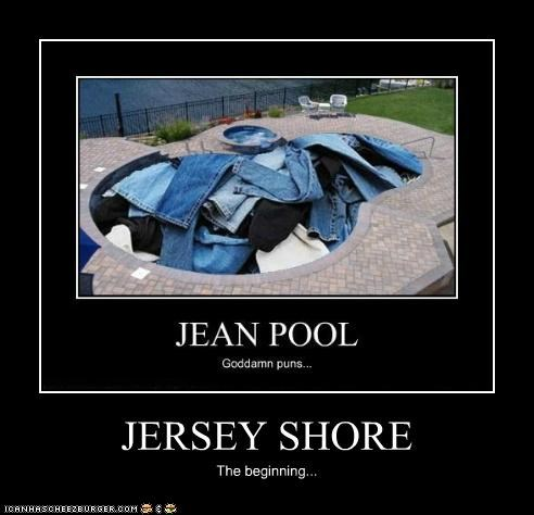 JERSEY SHORE The beginning...
