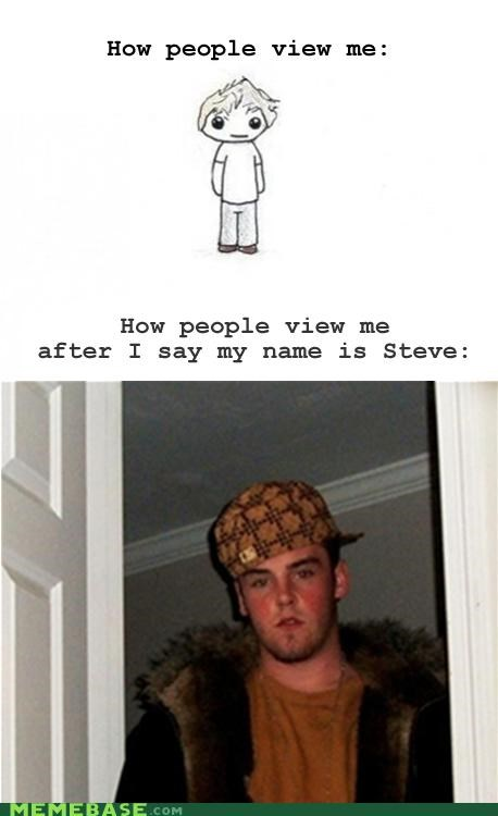 automatic,How People View Me,Scumbag Steve,SOON