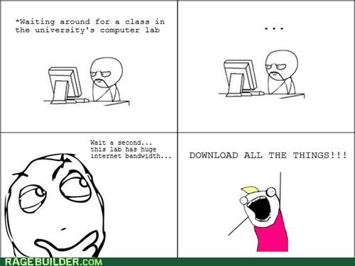 all the guy all the things bandwith computer download Rage Comics school - 5080295936