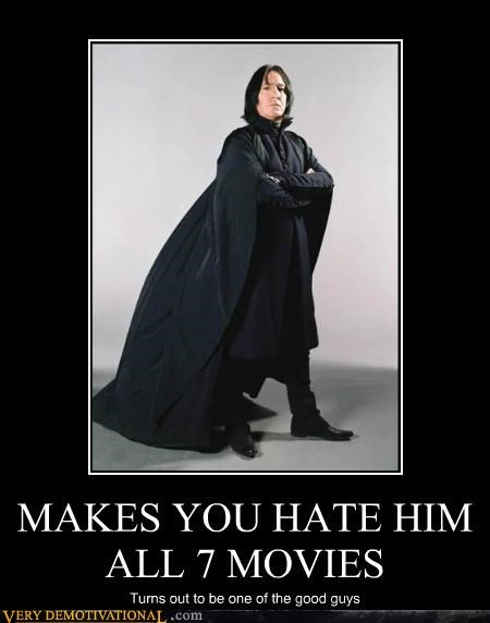 good guy Harry Potter hilarious snape - 5080813568