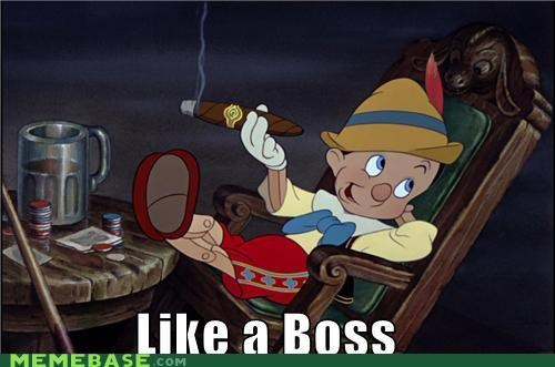 disney Like a Boss movies pinocchio - 5081260032