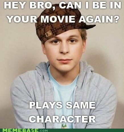 character George Michael Memes michael cera movies - 5081344768