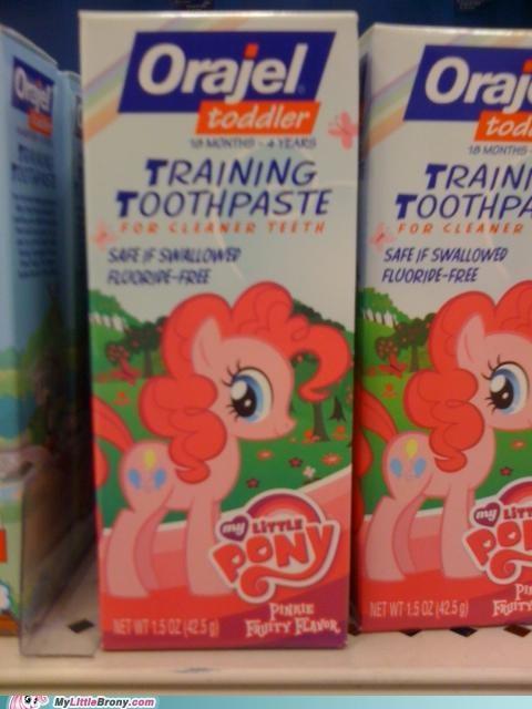 IRL orajel pinkie pie toothpaste - 5082134016
