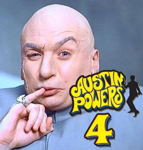 Austin Powers 4 mike myers movie news The Lone Ranger - 5082452992