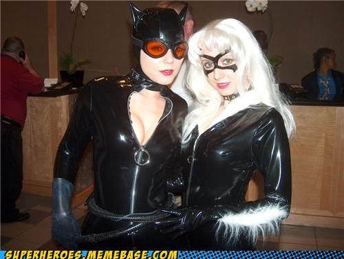 catwoman hot ladies Super Costume - 5083425024