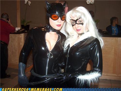 catwoman hot ladies Super Costume