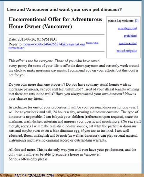 dinosaur pet rich shoppers beware - 5084917760