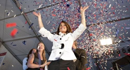 2012 Presidential Electio Ames Straw Poll Michele Bachmann - 5085099264
