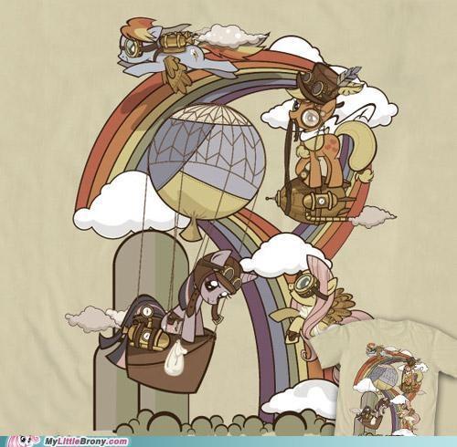 IRL shirt Steampunk - 5085137664