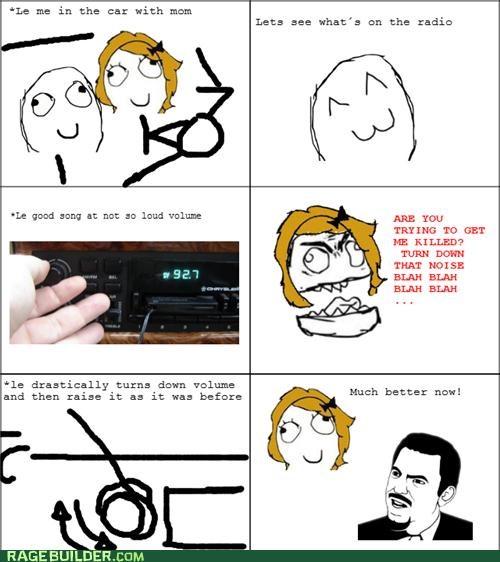 annoying loud mom Rage Comics sound - 5085256960