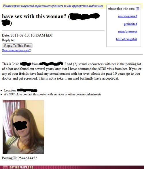 Craigslist dating meme funny