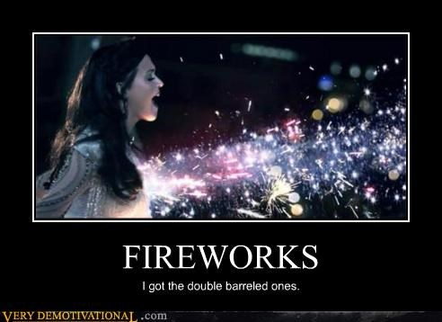 bewbs double barreled fireworks hilarious - 5085754880