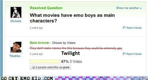 emo boys,emolulz,twilight