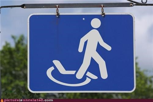 miracle,sign,wheel chair,wtf