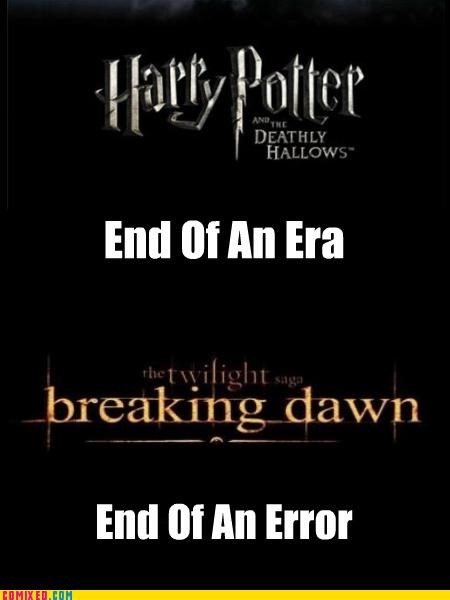 era,error,Harry Potter,twilight