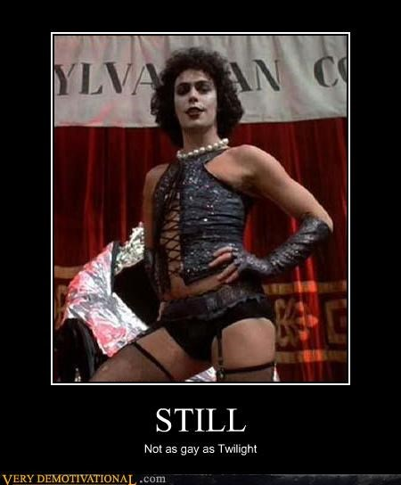 hilarious,Rocky Horror Picture Show,twilight