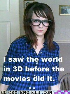 3d eyes hipsterlulz movies - 5089940480
