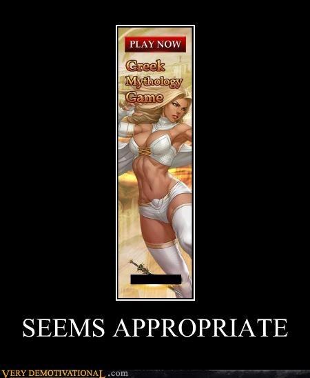 advertisement greek mythology hilarious video games - 5089959424