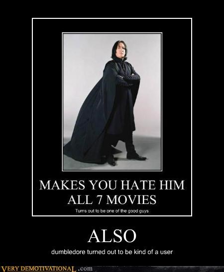 dumbledore Harry Potter hilarious snape - 5090259968
